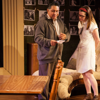 THE WILD DUCK at Halcyon Theatre by Johnny Knight