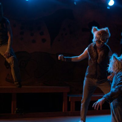 TRICKSTER at Halcyon Theatre