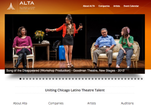 ALTA Chicago website
