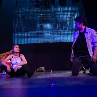 DE TROYA at Halcyon Theatre. Photo by Tom McGrath