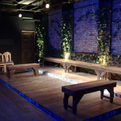 BOOK OF DAYS at Steep Theatre