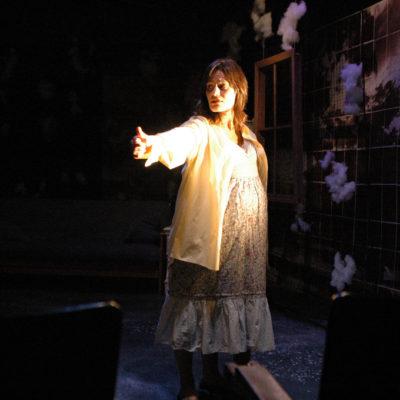 CLOUD TECTONICS at Halcyon Theatre. photo by Stephanie Rocha