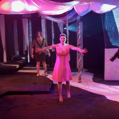 IPHIGENIA...a rave fable. photo by Tom McGrath