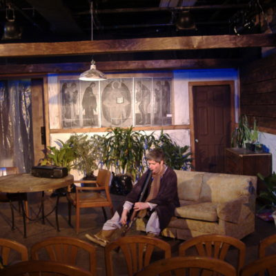 THE NIGHT HERON at Steep Theatre