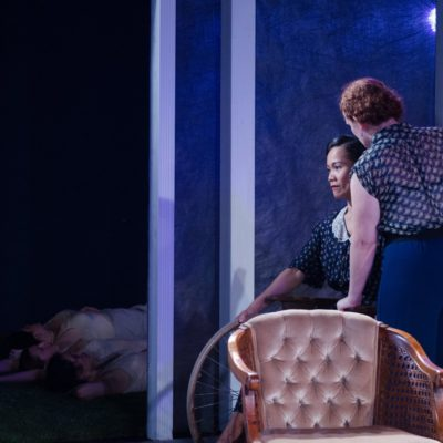 Fefu and Her Friends at Halcyon Theatre. photo by Tom McGrath